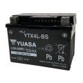 信頼のユアサです。初期充電済み、電圧検査済みですので、即・利用可能です。  電圧:12V 10HR ...