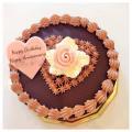 内容 チョコレートケーキ1個  箱サイズ W15.5×D16.0×H13.0cm  特定原材料 小麦...