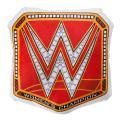 WWE RAW Womens王座 ベルト型スロークッション サイズ:約 34 x 33 x 8 cm