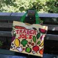 【発送方法:クリックポスト】  アメリカの人気スーパーマーケット【TRADER JOE'S】トレーダ...
