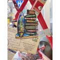 ハワイ案内看板マグネット ■ アメリカン雑貨 アメリカ雑貨 磁石