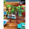南の島のヤシの木のオブジェ(Lサイズ2本セット) ■ アメリカン雑貨 アメリカ雑貨
