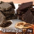 ■商品名:割れチョコ 香セット ■内容量:1kg(情熱のスイートオレンジ500g、雅なほうじ茶500...