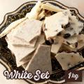 ■商品名:割れチョコ ホワイトセット ■内容量:1kg(妖艶なラムレーズン500g、気ままな塩バニラ...