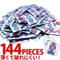 【送料無料SALE】 安心の二重梱包 LOVE&SKIN ラブアンドスキン 144個入り コンドーム...