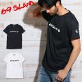 商品番号:mty-pc  ブランドロゴがポイント☆シンプルで使える69SLAM(ロックスラム)のメン...