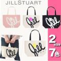 数量限定 ジルスチュアート JILL STUART エコ ロゴ JILL CAFE コットンキャンバ...