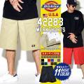 アメリカを代表するワークカジュアルブランド「Dickies(ディッキーズ)」の本国アメリカで販売され...