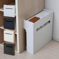 【送料無料】 山善(YAMAZEN)  ケーブルボックス ハイタイプ タップ ルーター 収納ボックス...