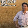 全粒粉 チクゴイズミ 500g×4袋   無農薬 中力粉 福岡県産 筑後久保農園