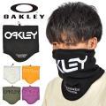 フリース ネックウォーマー OAKLEY オークリー フェイスマスク ネックゲイター スノーボード ...