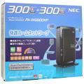【商品名:】【中古】NEC製 無線LANルーター PA-WG600HP 元箱あり / 【商品状態:】...