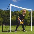 [クイックプレイ] ポータブル サッカーゴール 1.8m×1.2m 組み立て式ゴール 6KSR