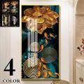 絵画 油絵 壁掛け魚インテリア開運現代美術品 寝室 飾り用 風景絵 魚額付き縁起物