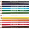 三菱鉛筆 ダーマトグラフ 油性色鉛筆 K7600 12色 単品