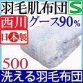 ◆uh-312 ウォシュトン500  ●メーカー:西川リビング  ●サイズ:150×210cm シン...