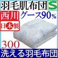 ◆uh-313 ウォシュトン300  ●メーカー:西川リビング  ●サイズ:150×210cm シン...
