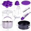 Pressure Cooker Accessories Set | Fits Insta Pot 6...