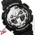 G-SHOCK 腕時計 メンズ CASIO カシオ ホワイト&ブラックシリーズ GA-100BW-1...