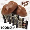 ハワイお土産 マカデミアナッツチョコレートTIKI 100袋詰 ハワイアンホースト公式店