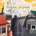 マクロ経済ゲーム「ナショナルエコノミー」の独立追加ブロックです。 拡張版ではなく単体で遊べます。 全...