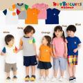ミキハウス ポケットTシャツ WEB限定カラーあり ギフト プレゼント 白 グレー ピンク オレンジ...