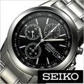 セイコー 腕時計 SEIKO メンズ レディース【型番】SND309PC【ケース】材質:ステンレスス...