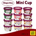 ハーゲンダッツアイスクリームを詰め合わせました。 お子様からご年配の方まで好まれる 6種類のアイスク...