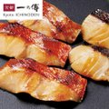 ■商品内容:金目鯛3切、真だら2切(各1切約90g) ■原材料:西京味噌 (米、大豆(遺伝子組み換え...