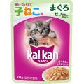 厳選されたマグロを特製だしで煮込みジューシーなゼリー仕立て。 成長期である子猫に必要な栄養素がバラン...