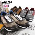 Walsh/ウォルシュ Ensign HM Harris Tweed スニーカーENS40042/E...