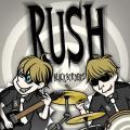 RUSH/BLACK BORDERS[C...