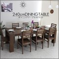 【商品コード:mrm-017】 ■材質 テーブル ・ラバーウッド集成無垢/ウレタン塗装  チェアー ...