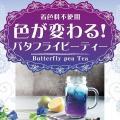MORIYAMA バタフライピーティー 商品特徴:バタフライピーはタイで親しまれているハーブの一種で...