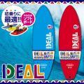 サーフボード ソフトボード ショート サーフィン 初心者 子供 3フィン リーシュコード付き 5'5...