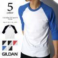 GILDAN ギルダン 5.3oz ジャパンフィット ラグランTシャツ 76700