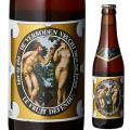 ルーベンスの絵画「アダムとイヴ」のラベルが特徴的な 大人気ヒューガルデン醸造所のスペシャルビールです...