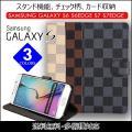 カラー:ブラック ブラウン ホワイト  素材:PUレザー  対応機種: Galaxy s6 s6ed...