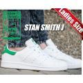 adidas STAN SMITH J wht/grn  1965年に初のオールスター・テニスシュー...