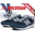 NEW BALANCE MRL996AN  卓越した機能と完成されたデザインで人気を不動にした、19...