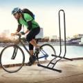 マウンテンバイクラック 収納 自転車 ディスプレイ 床ラック L型 修理 自転車いじり 趣味 アクセ...