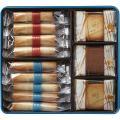 箱約21.5x19.5x5.4cm プティシガールx10本 プティシガール ショコラx8本 チョコレ...
