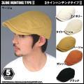 帽子説明 「父の日」「ギフト」 ハンチング3ラインタイプII帽子  帽子ハンチング  ★お届けはポス...