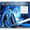 BLACK MAJESTY ブラック・マジェスティ / SILENT COMPANY
