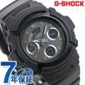 7年保証キャンペーン カシオ Gショック ベーシック クオーツ メンズ 腕時計 AW-591BB-1...