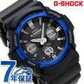 7年保証キャンペーン カシオ Gショック ベーシック 海外モデル 電波ソーラー メンズ 腕時計 GA...