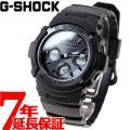 Gショック G-SHOCK 電波 ソーラー 電波時計 腕時計 メンズ 黒 ブラック アナデジ タフソ...