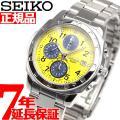 セイコー 海外モデル セイコー 逆輸入 SEIKO 腕時計 メンズ クロノグラフ SND409 逆輸...