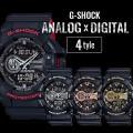 G-SHOCKのブランドカラーをベースに、無骨さとタフネスを表し人気の配色でまとったGA-400シリ...
