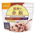 尾西食品 アルファ米 赤飯1食入り 301SE JANコード:4970088240079 商品番号:...